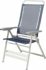 Dukdalf Grande 4611 - Campingstoel - Aluminium - Blauw