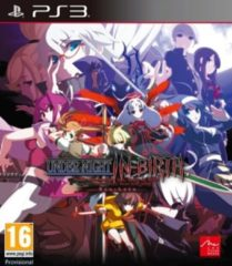 NIS America Under Night In-Birth Exe:LATE PS3