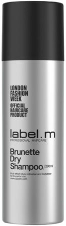 Afbeelding van Label.m - Complete - Brunette Dry Shampoo - 200 ml