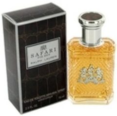 Ralph Lauren Safari Edt Spray For Men Karton @ 1 Fles X 75 Ml