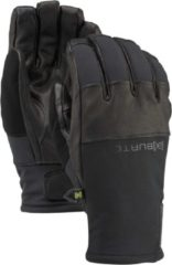 Zwarte Burton Heren Snowboard Handschoenen M AK Gore Clutch Glove True Black M