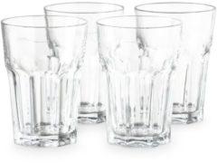 Excellent Houseware Drinkglas Mediteranee 360ml 4st.