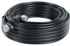 König Electronic König - Netz-/Videokabel - BNC, Gleichstromstecker 5,5 x 2,1 mm (M) bis BNC, Gleichstromstecker 5,5 x 2,1 mm SAS-CABLE1010B