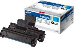 SAMSUNG MLT-P1082A toner zwart standard capacity 3.000 pagina s 2-pack