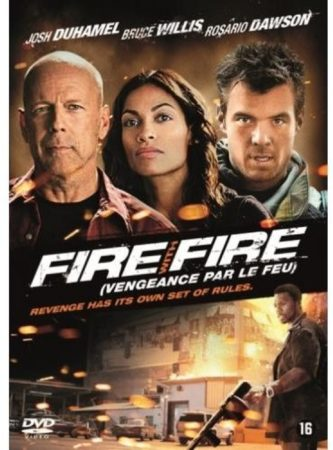 Afbeelding van Kolmio Media Fire With Fire | DVD