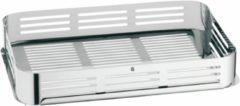 Grijze Bosch Siemens HZ390012 - Stoominzet voor rvs braadpan HZ390011