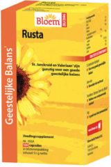 Bloem Rusta Extra Forte - 100 capsules - Voedingssupplement
