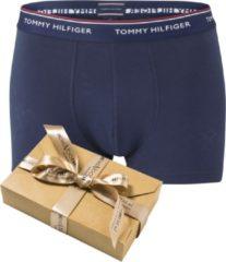Tommy Hilfiger boxer - blauw (in cadeauverpakking) - Maat: XXL
