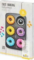 Zwarte RBV Birkmann 881631 bakvormen Donut bakblik 1 stuk(s)