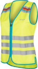 Design Fietsjas dames - WOWOW Lucy jacket geel - XL