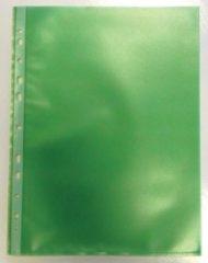 Bronyl Geperforeerde showtas, groen, pak van 50
