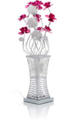 Lumesso Alu-Design-Lampe mit LED's, EEK: A+