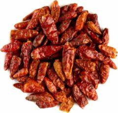 Valley of Tea Cayennepeper Geheel Bio Pepper Specerij - Pikant Heet - Gedroogde Rode Cayenne Pepers 100g