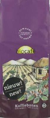 Afbeelding van BioCafé Biocafe Koffiebonen Regular (500g)