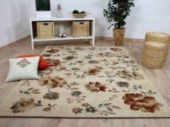 Pergamon Designer Teppich Sevilla Klassik Blumen... 200x290 cm