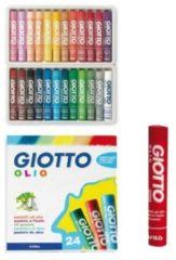 Pastelli Giotto Olio da 24 pezzi