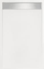 Witte Beterbad Xenz Douchebak rechthoek zelfdragend Easy Tray 110x80x5cm (Met mat of glans gootcover)