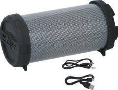 Zwarte Dunlop Draadloze Speaker - Mw-133bt-b - Bluetooth 4,2 - 3 Watt - 10 Meter Bereik