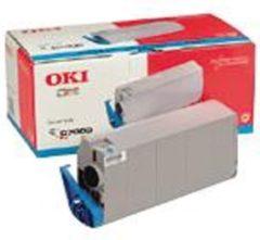 Blauwe Oki Toner C7100 C7300 C7500 blauw
