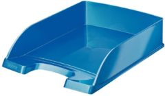 Leitz WOW Polystyreen Blauw brievenbakje