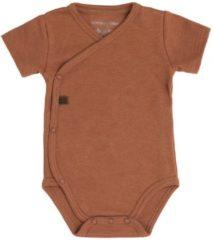 Baby's Only Rompertje Melange - Honey - 68 - 100% ecologisch katoen - GOTS