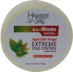 Hawaiian Silky 14-1 Miracles Natural Apple Cider Extreme Edge Controle 68 gr