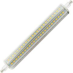 Groenovatie LED Lamp - 12W - R7S Fitting - Warm Wit - 135mm - 360º - Dimbaar