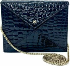 Gunas New York About Last Night Dames Clutch Donkerblauw