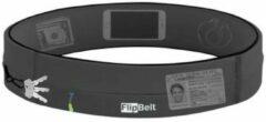 Flipbelt - Zipper - Running belt - Hardloop belt- Hardloop riem - Carbon - XL