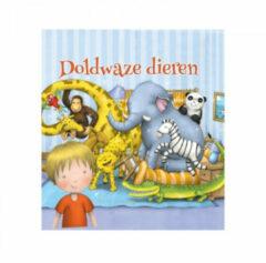 Rebo Doldwaze dieren Kartonboek