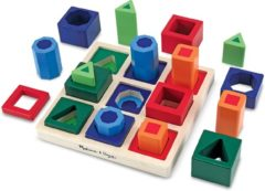 Melissa & Doug - Shape Sequence Sorting Set