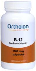 Ortholon Vitamine B12 Methylcobalamine 1000 Mcg (60zt)