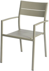 Max&Luuk Grace stacking chair alu pearl grey