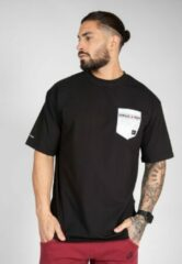 Gorilla Wear Dover Oversized T-shirt - Zwart - XL