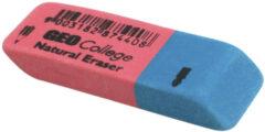 Gum Aristo Geo College - rood/blauw