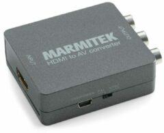 Marmitek Connect HA13 AV Converter [HDMI - Composite cinch, SCART] 720p/1080p Marmitek Connect HA13