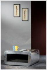 Baidani Excl. Designer Couchtisch FLIGHT 80x80cm Factory-Design