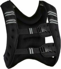 Zwarte TecTake - gewichtsvest weight vest allround - 10 kg - 402636