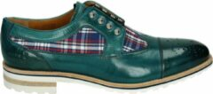Melvin & Hamilton 104678 TOM 22 - Volwassenen Heren sneakersVrije tijdsschoenen - Kleur: Groen - Maat: 40