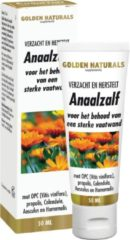 Golden Naturals Anaalzalf Verzacht en Herstelt