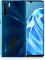 B2Ctelecom Smartphone hoesje OPPO A91 Telefoontas Floss Fortnite