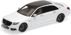 Maybach Brabus 900 auf basis Mercedes-Benz – Maybach S 600 2016 - 1:43 - Minichamps
