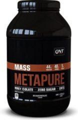 QNT Sports Nutrition QNT Metapure Mass Suikervrij - 1815 gram - Belgische Chocolade