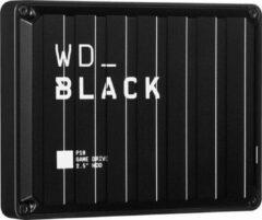 WD WDBA2W0020BBK-WESN Black P10 Game Drive Externe harde schijf (2.5 inch) 2 TB Zwart USB 3.2 (Gen 1)