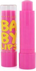 Maybelline Baby Lips Lipbalm - Pink Punch (2 Stuks)