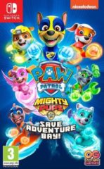Bandai Namco Paw Patrol: Mighty Pups Save Adventure Bay - Nintendo Switch