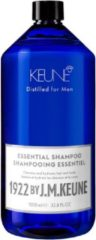 Keune Haircosmetics Keune 1922 By J.M. Keune Essential Shampoo 1000ml