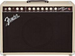 Fender Super-Sonic 22 Combo 1x12 buizen gitaarversterker blonde