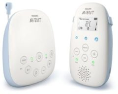 Witte Philips Avent DECT-babyfoon SCD715/26