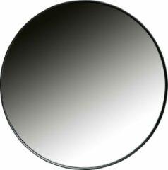 WOOOD Doutzen Spiegel - Metaal - Zwart - Set van 2